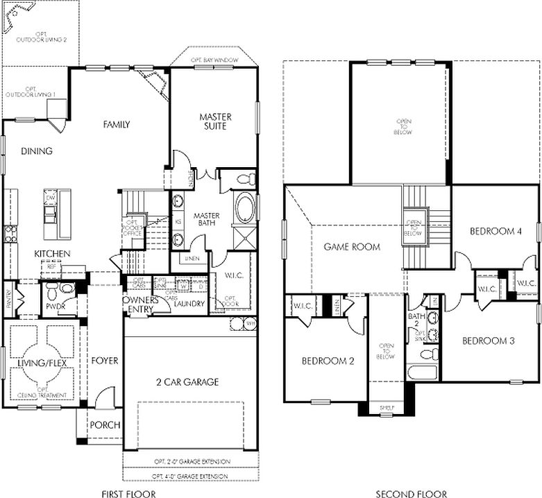 Lantana Sawmill Ranch The Enclave By Meritage Homes Is