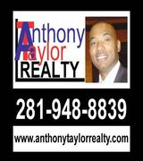 Anthony Tayl…, Real Estate Pro in HOUSTON, TX