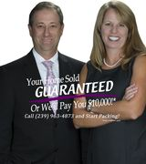 Mike and Cyndi Burge, Real Estate Agent in Naples, FL