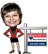 Mary Mastroeni, Real Estate Agent in Blue Bell, PA