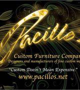Profile picture for Pacillos Custom Furniture