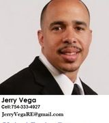 Jerry Vega, Agent in Plantation, FL