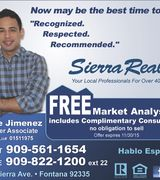 Rene Jimenez, Real Estate Pro in Fontana, CA