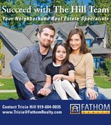 Tricia Hill, Real Estate Agent in Cary, NC