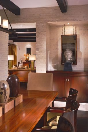Asian Dining Room