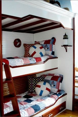 Traditional Kids Bedroom