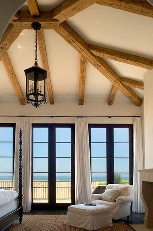 Mediterranean Master Bedroom