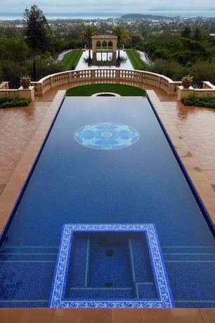 Mediterranean Swimming Pool