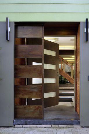 Modern Front Door Ideas Design Accessories Pictures