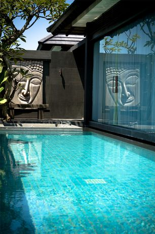 Asian Swimming Pool with Other Pool Type, specialty window