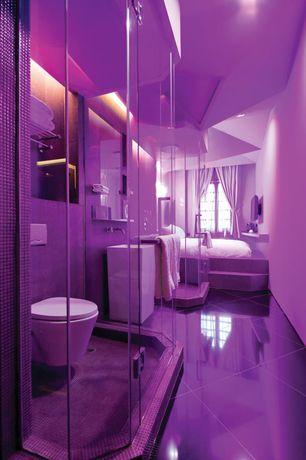 Sherwin williams verve violet design ideas pictures for Bathroom ideas violet