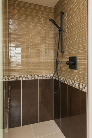 Contemporary Master Bathroom with Eleganza tile - new york staten 12x12.36, Crossville ebb and flow- rocks and minerals ef05