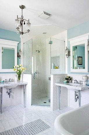 Best bathroom design ideas and photos zillow digs for Bathroom remodel zillow