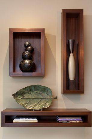Modern Living Room with Paint 1, Quadrato shelves, Glazed Stoneware Leaf Tray