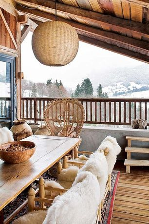 Country Porch with Screened porch, Deck Railing