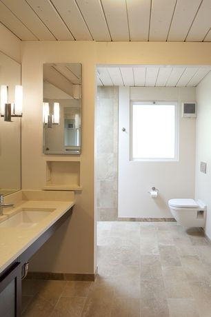 Modern Full Bathroom