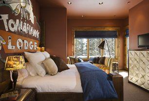 Eclectic Guest Bedroom