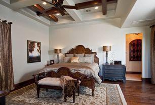 Eclectic Master Bedroom