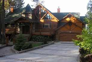 Rustic Exterior of Home
