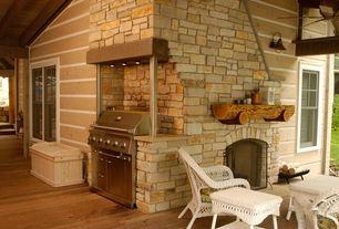 Rustic Deck