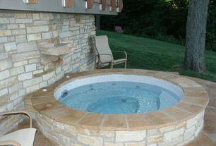 Rustic Hot Tub