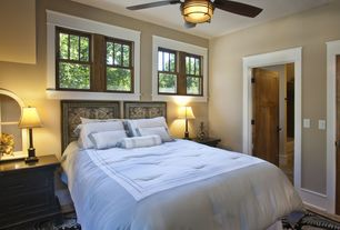 Craftsman Guest Bedroom