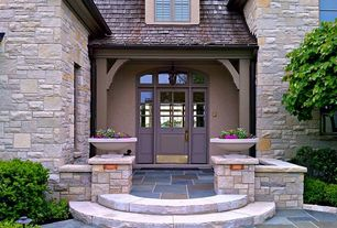 Country Front Door with Home Depot 36 in. x 80 in. Simulated Divided Lite Clear Glass 3/4 Lite 1-Panel Primed White Fibergla