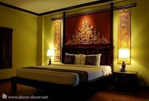Asian Master Bedroom