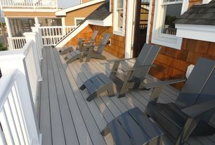 Cottage Deck with Wrap around porch