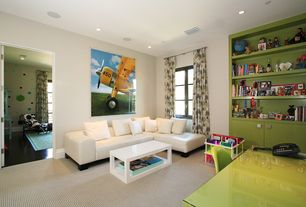 Contemporary Playroom