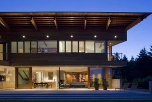 Contemporary Exterior of Home