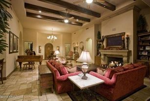 Mediterranean Great Room
