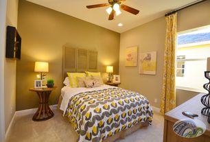 Contemporary Guest Bedroom