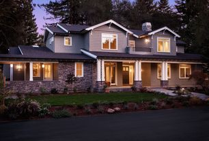 Craftsman Exterior of Home