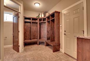 Traditional Mud Room