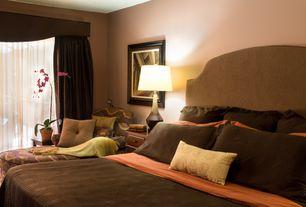 Tropical Master Bedroom