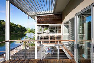 Modern Deck