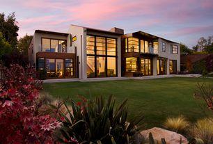 Modern Exterior of Home
