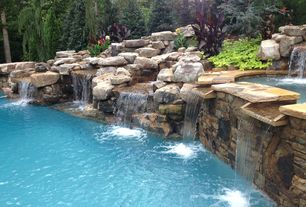 Rustic Swimming Pool