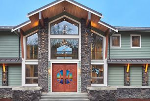 Craftsman Exterior of Home