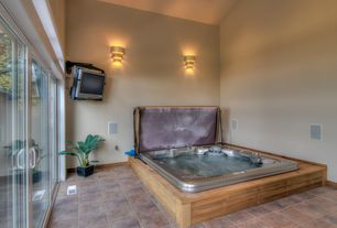 Contemporary Hot Tub