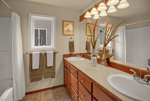 Traditional 3/4 Bathroom