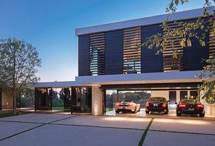 Garage Design Ideas Pictures designing a garage design ideas for house great traditional spacious underground garage Modern Garage With Sandstone Floors