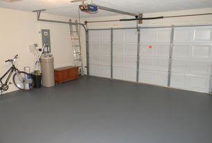 Traditional Garage