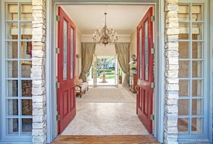 Traditional Entryway with Paint 2, Paint 1