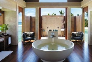 Tropical Master Bathroom