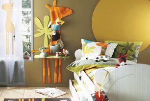 Art Deco Kids Bedroom
