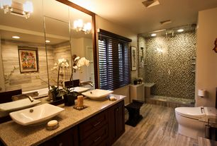 Asian Master Bathroom
