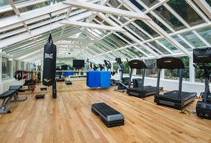 Traditional Home Gym