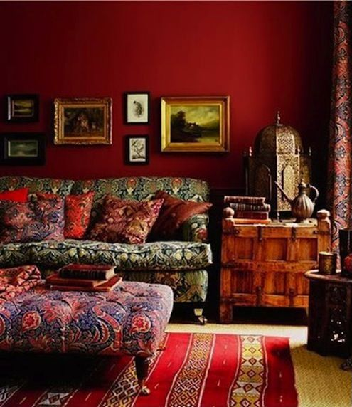 Eclectic Living Room with Layla Grace Telford Apartment Sofa, Paint, Wildon Home ? Brennan Trunk Side/End Table